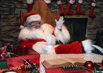 Santa Claus (m/f/d)
